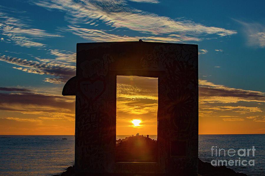 Digital Photograph - Mission Beach 2 by Daniel Knighton