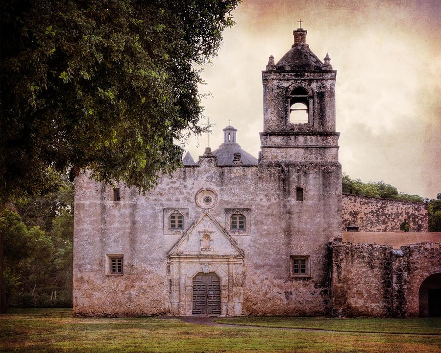 Mission Concepcion San Antonio II Photograph