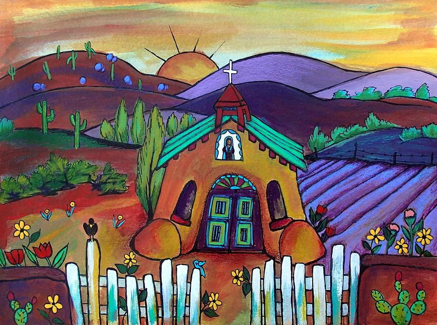 Mission del Corazon by Jan Oliver-Schultz