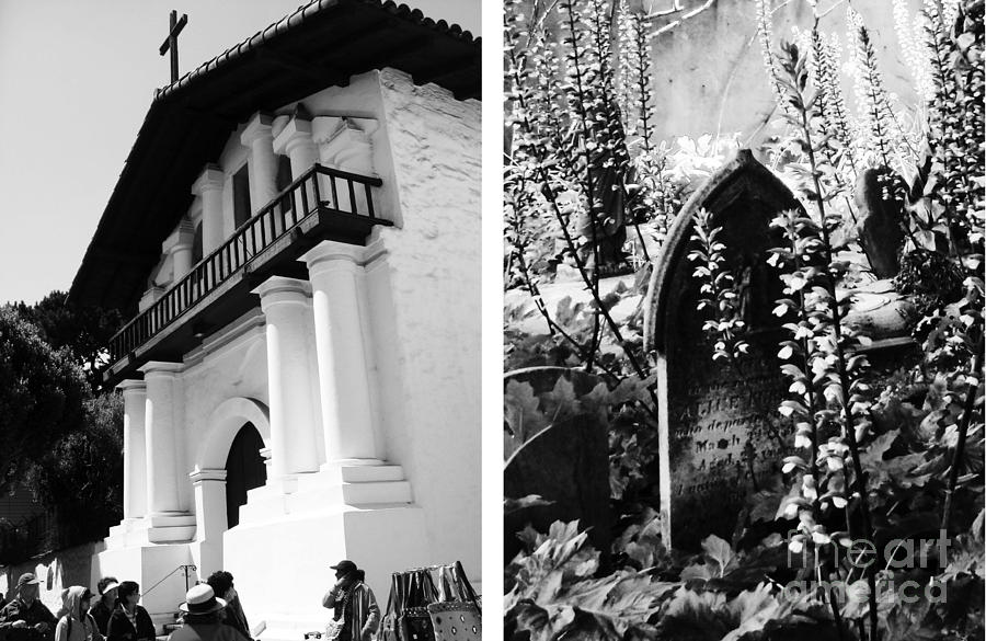 Digital Photograph - Mission San Francisco De Asis Aka Mission Dolores No1 by Mic DBernardo
