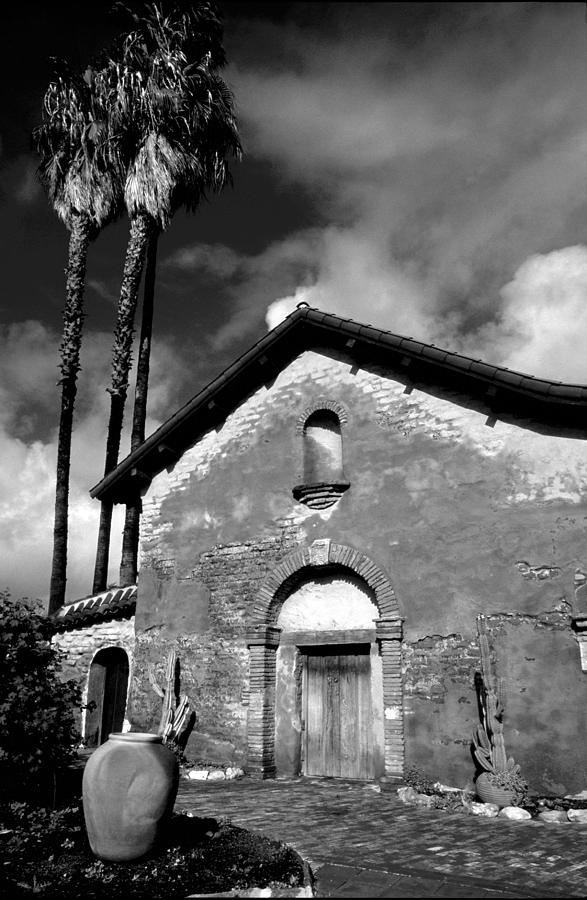 California Photograph - Mission San Juan Capistrano by Eric Foltz