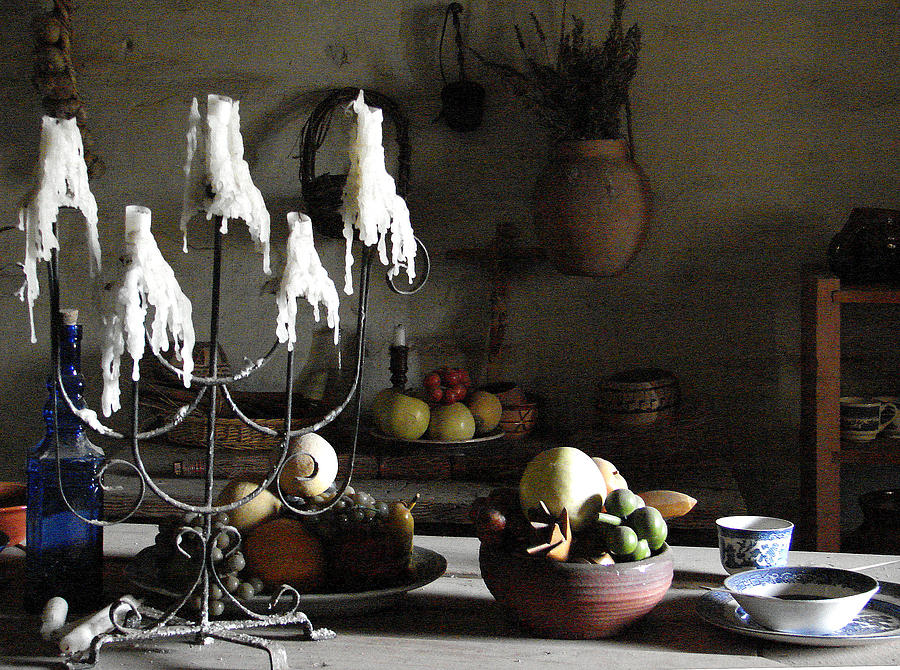 Mission Photograph - Mission Still Life 1 by Dana Patterson