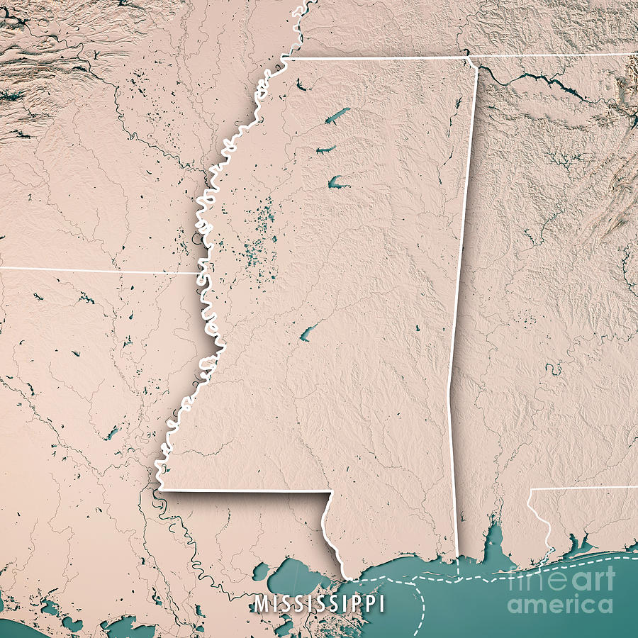 Mississippi State Usa 3d Render Topographic Map Neutral Border on weather map mississippi, map of romania, map of japan, map of united arab emirates, map of singapore, us map mississippi, map of netherlands, map of india, map of us territories, map of ireland, map of united kingdom, state flags mississippi, map of australia, road maps mississippi, google maps mississippi, united states map mississippi, map of finland, map of austria, map of thailand, map of denmark,