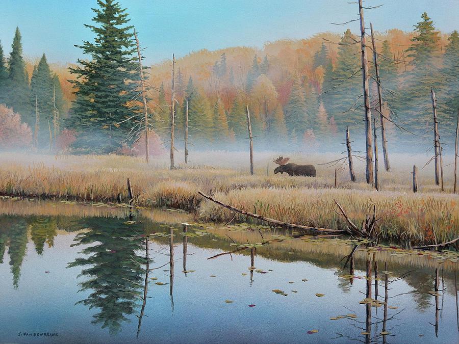 Mists of Dawn by Jake Vandenbrink