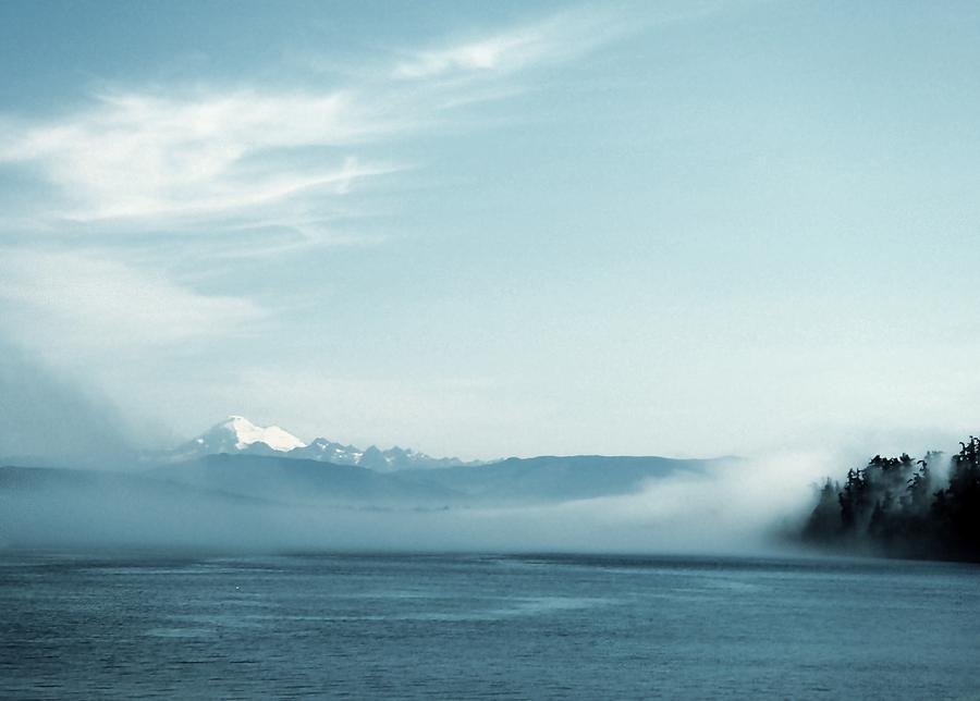 Misty Morning 2 Photograph