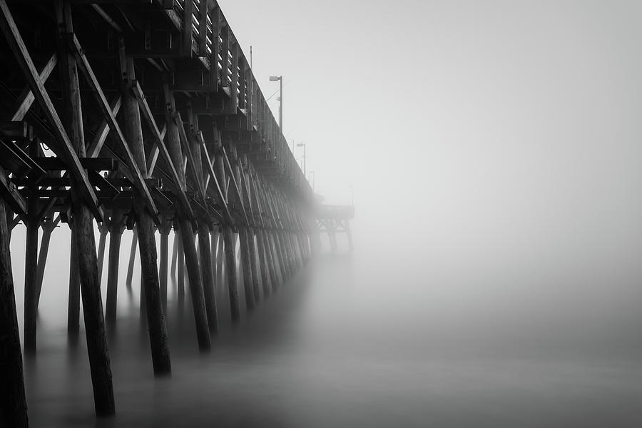 Misty November Morning II by Ivo Kerssemakers