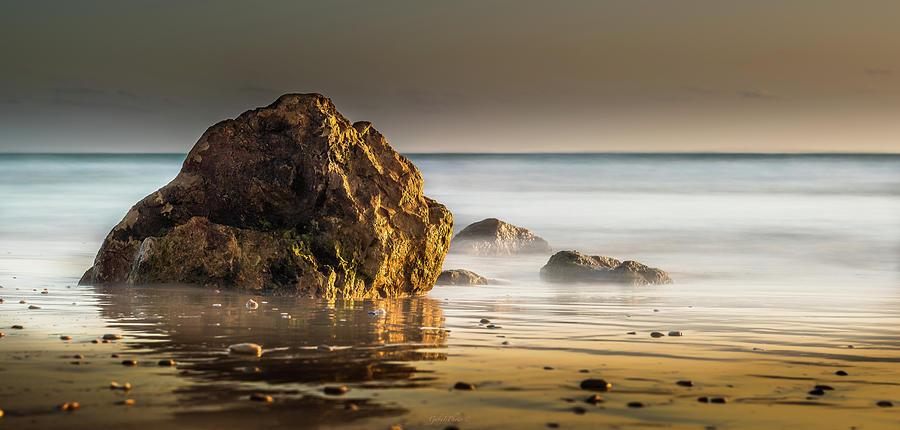 Misty Rock by Gabriel Israel