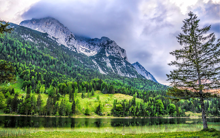 Mittenwald  Photograph by LOsorio Photography
