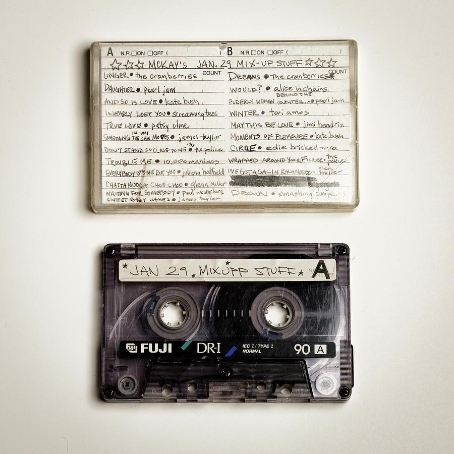 Mix Tape 12 Photograph