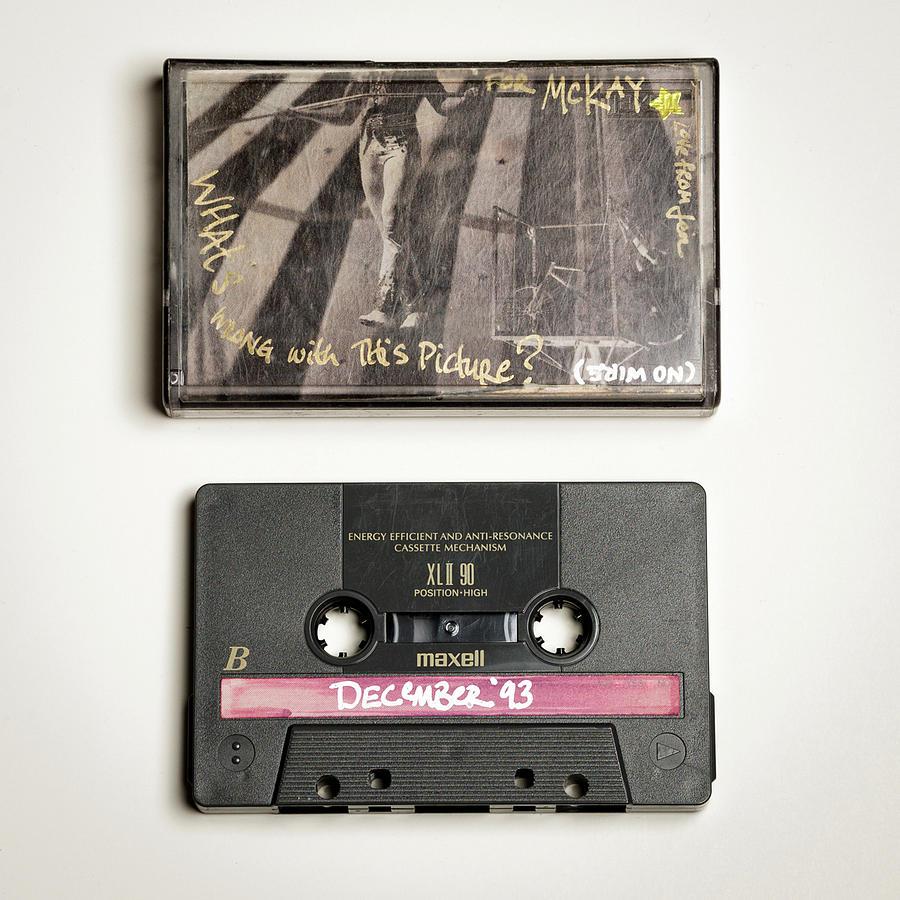 Mix Tape 14 Photograph