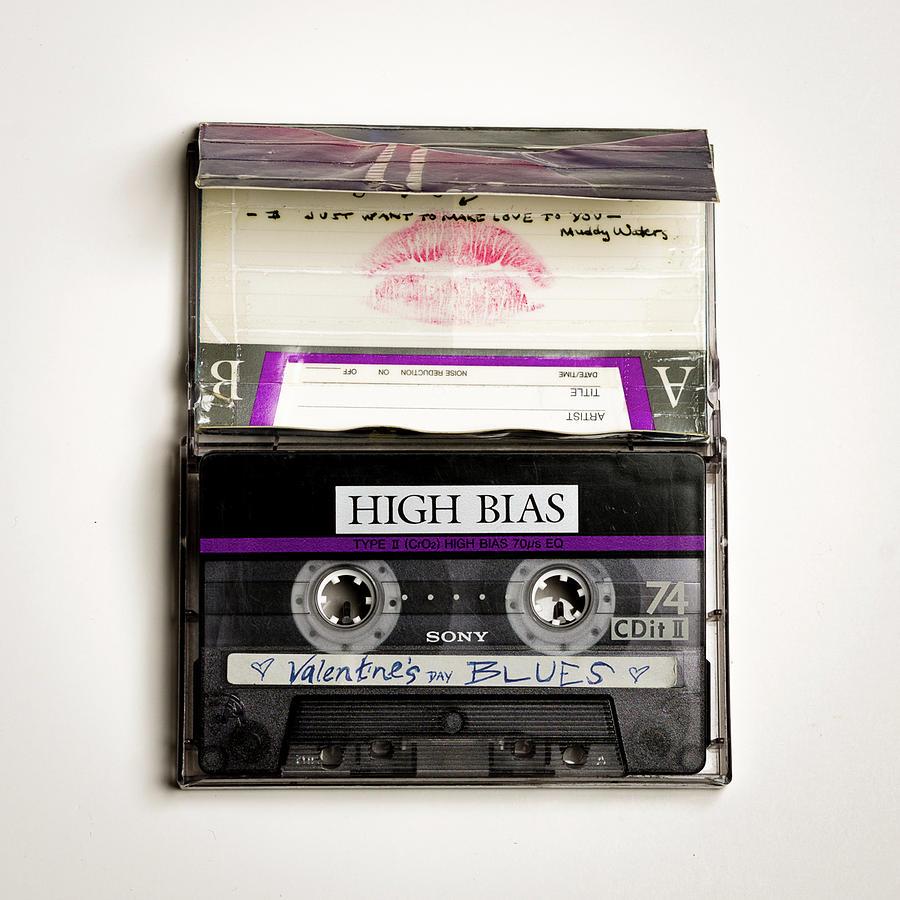 Mix Tape 3 Photograph