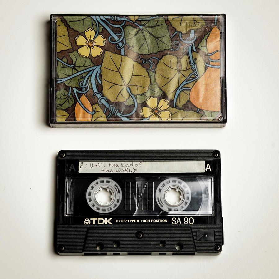 Mix Tape 5 Photograph