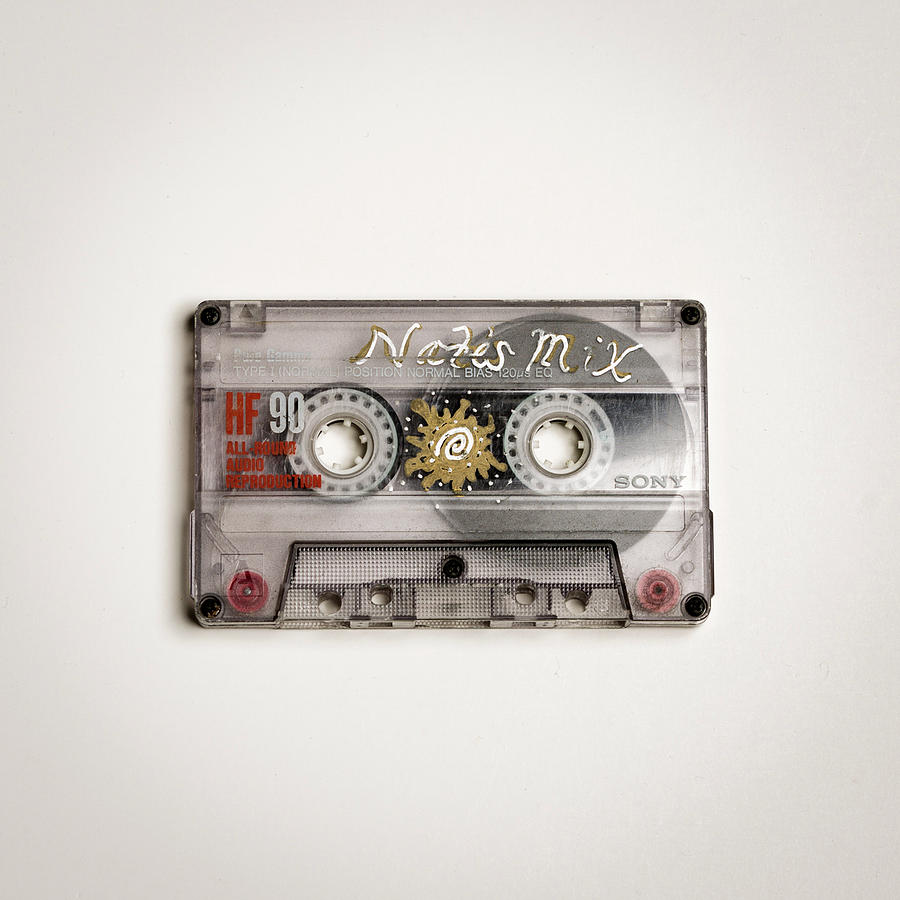 Mix Tape 6 Photograph
