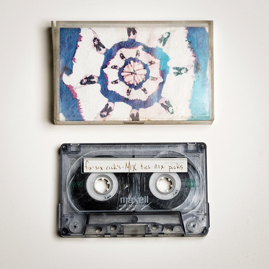 Mix Tape 8 Photograph