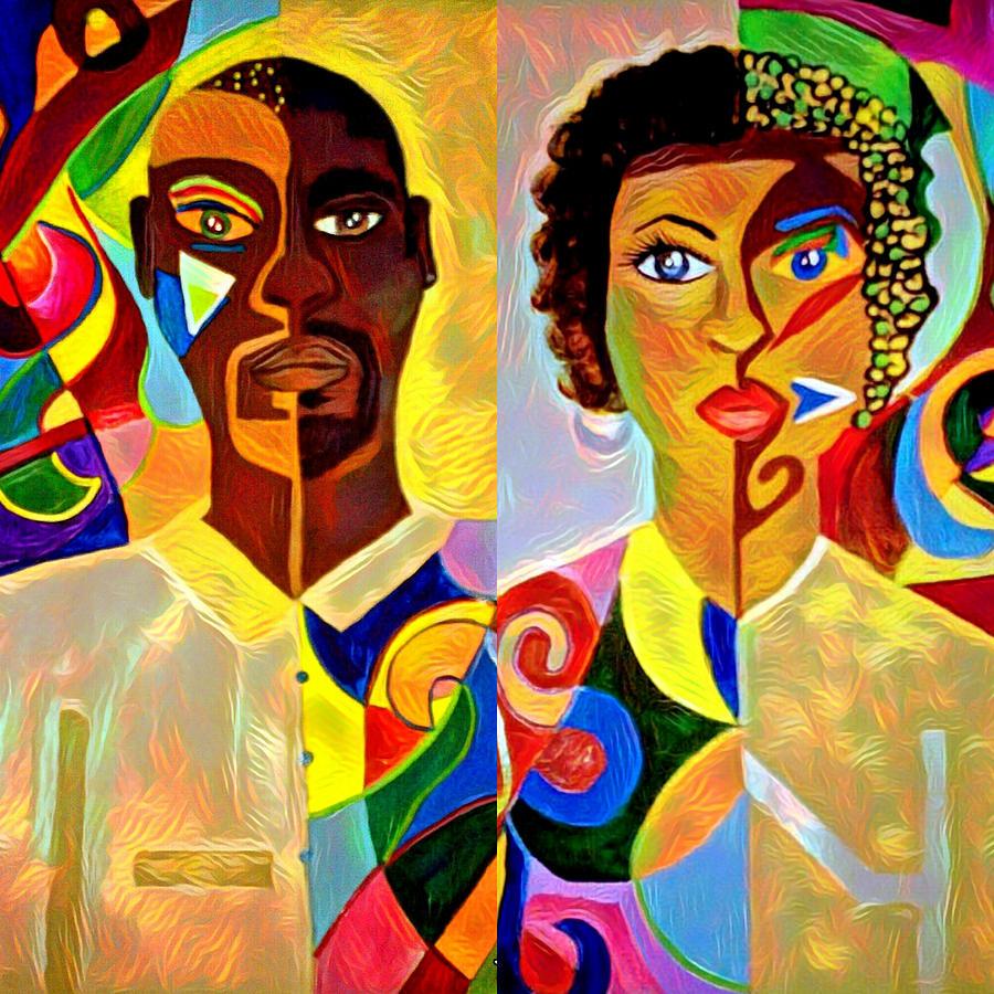 Mixed Emotions by Kim Raine Johnson