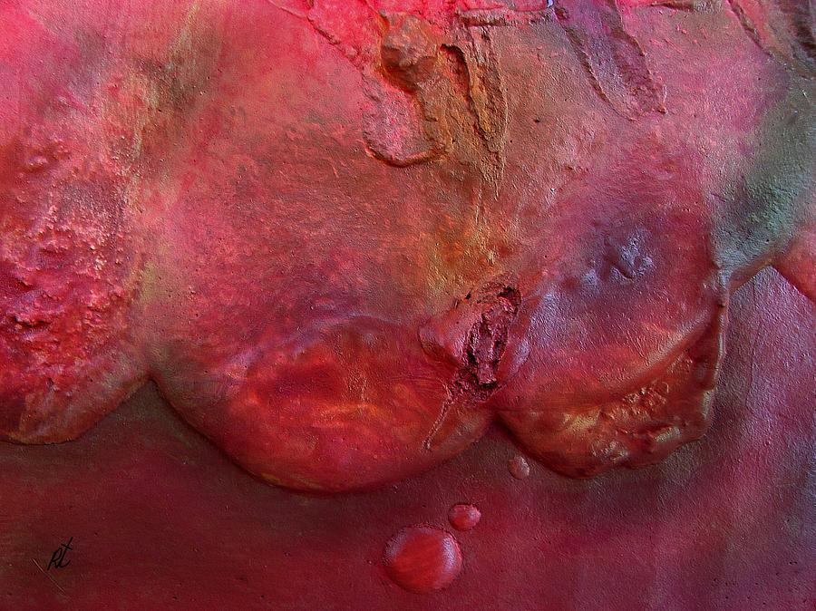 Contemporary Painting - Mixed Media 08 By Rafi Talby by Rafi Talby