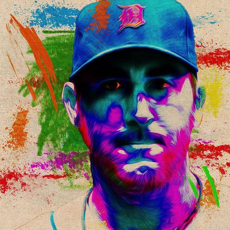 Eminem Photograph - @mlb @mlbtrashtalkers @mlbnetwork by David Haskett II