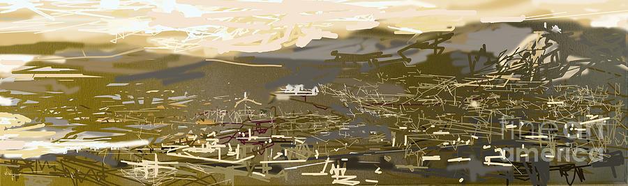 Joy Painting - Mmm Athens by Jelena Ignjatovic