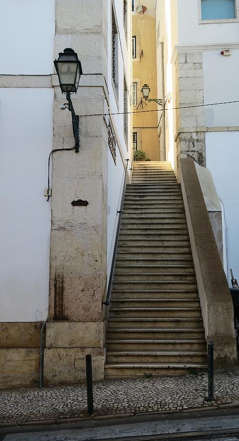 Lisbon Photograph by Mr Mark