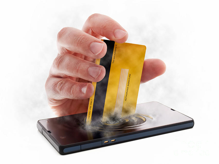 Mobile Payment Photograph