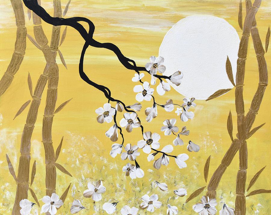 Modern Flower Art
