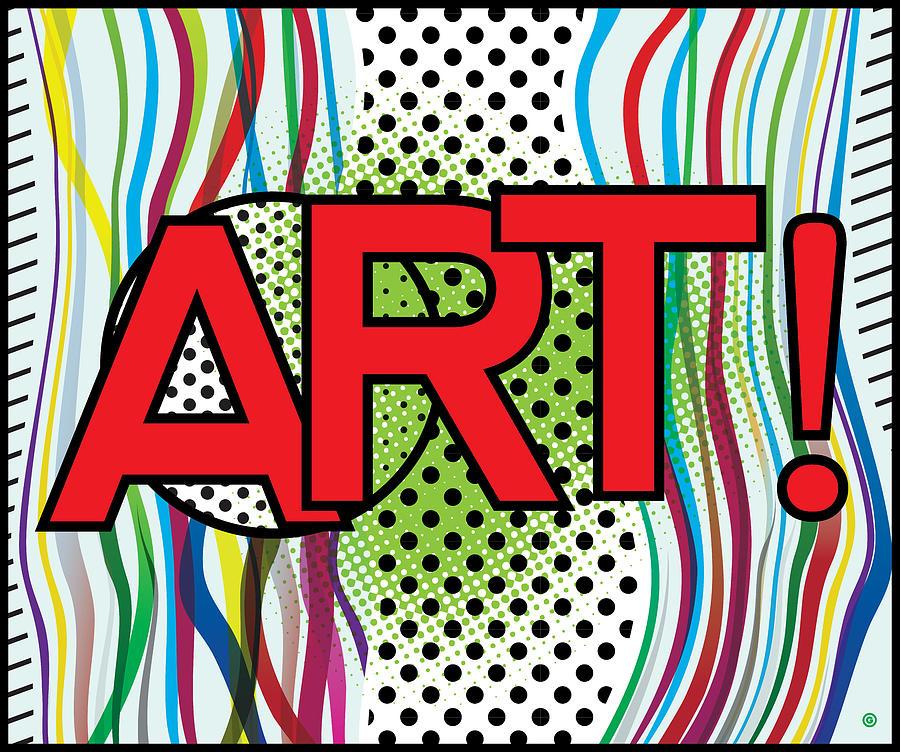 Modern POP Art by Gary Grayson