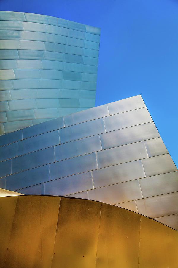 Los Angeles Photograph - Modern Rock by Az Jackson