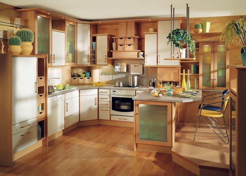 Modular Kitchen Interior In Chennai Photograph By
