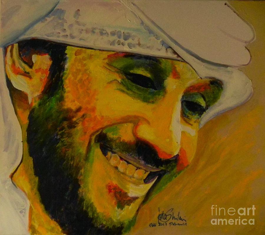 Mohammed Issa Al Mansoori  by Jolanta Shiloni