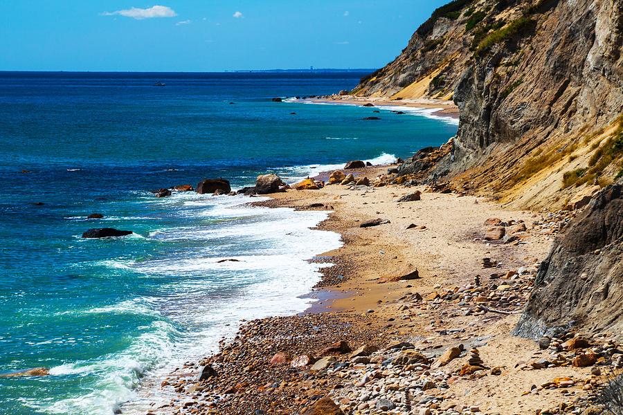 Mohegan Bluffs   Block Island Tourism Council