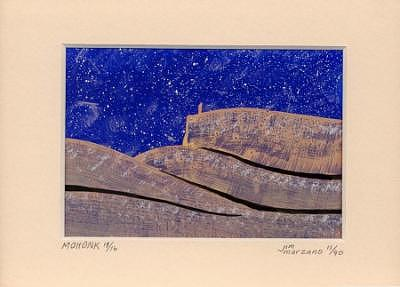 Mohonk Print by Jim Marzano