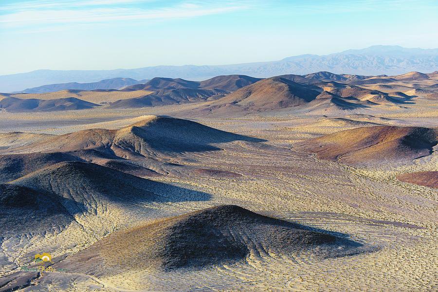 J B Thompson Photograph - Mojave Desert by Jim Thompson