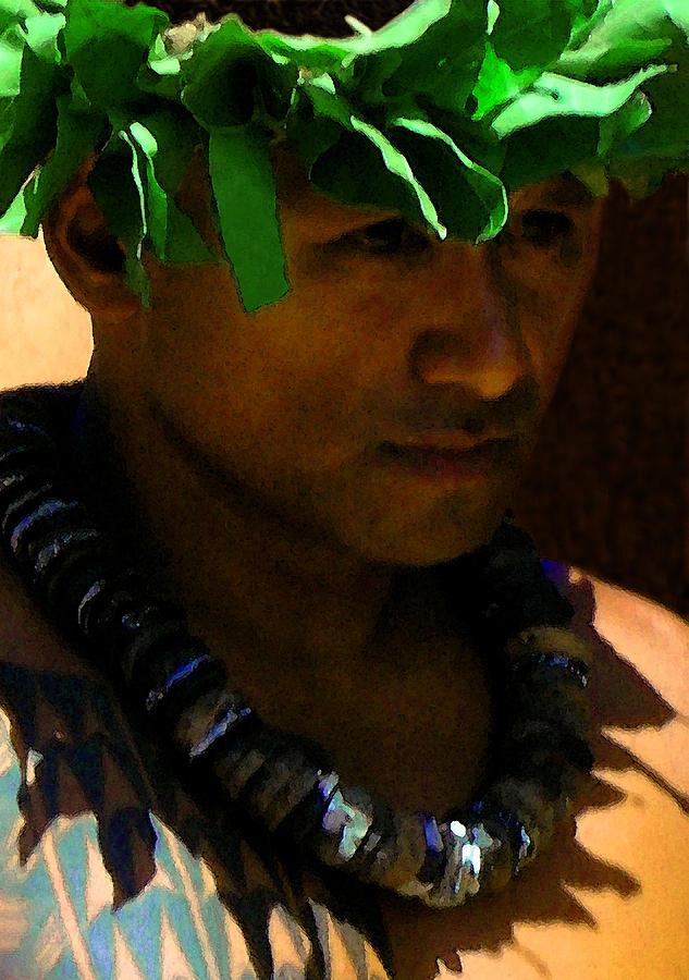 James Temple Photograph - Molokai Kane by James Temple