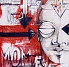Moma Painting by Michi