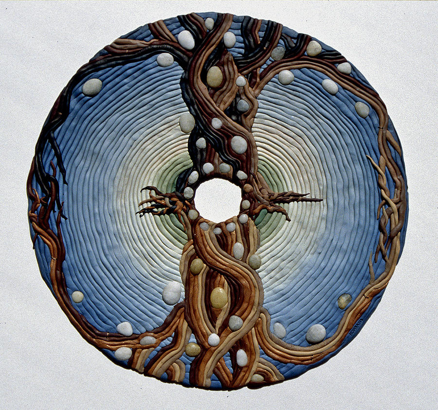 Pagan Relief - Momentary Node Of Connection - Tears Of Stone by Arla Patch