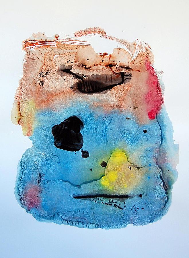 Acrylic Painting - Mon2 by Emilio B Campo- Diaz