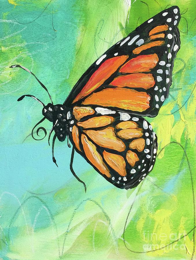 Monarch Dreams by Kim Heil