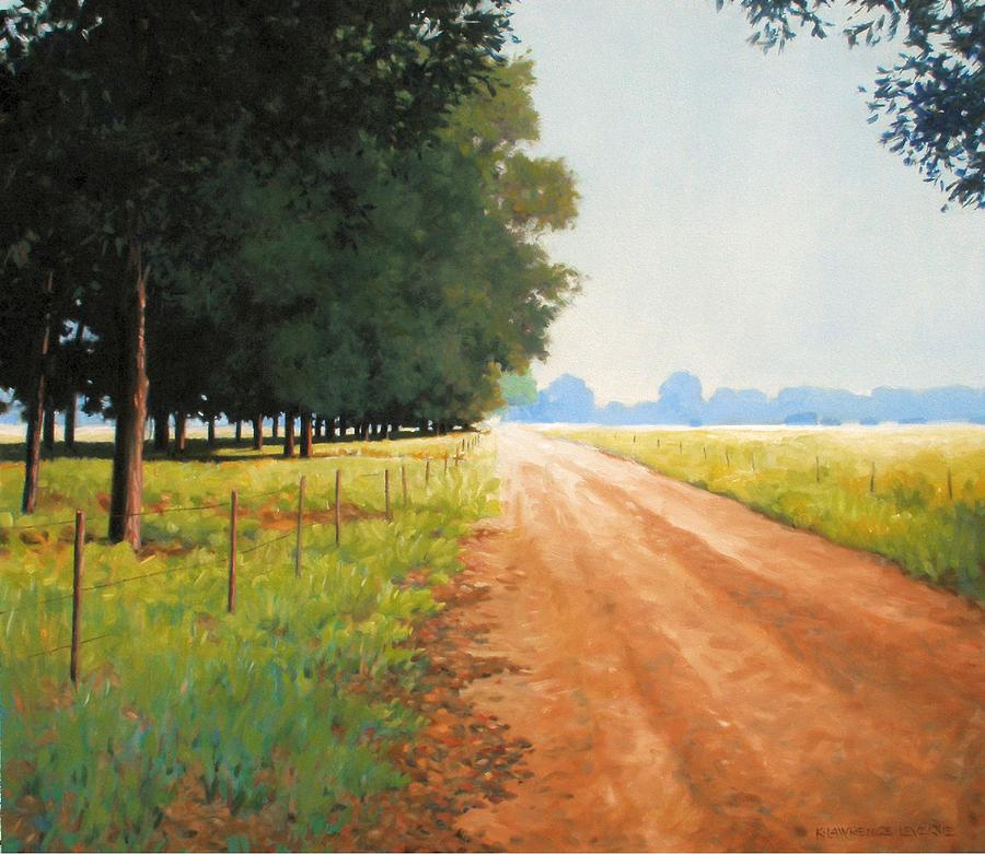Landscape Painting - Monday Morning by Kevin Lawrence Leveque