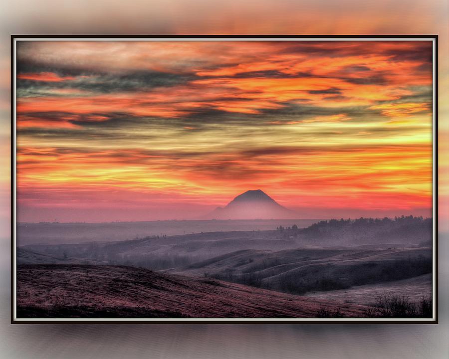Monet Morning by Fiskr Larsen