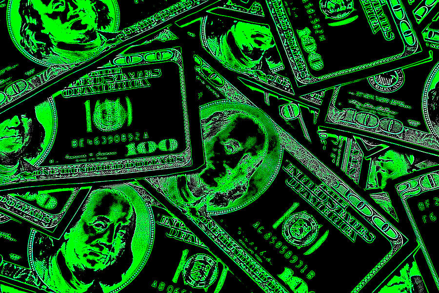 Money Money Money Photograph