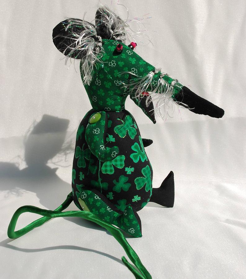 Money Tapestry - Textile - Money Rat by Tamara Konovalova