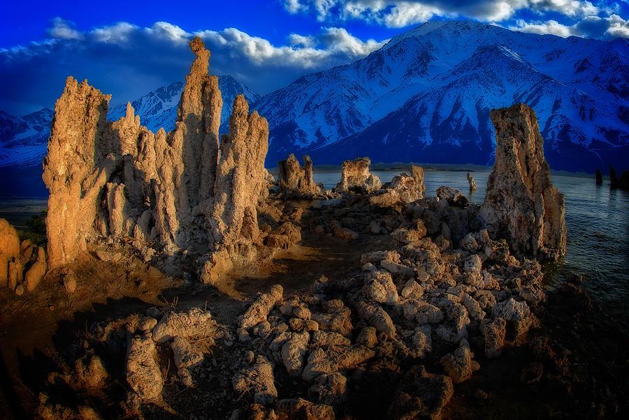 Mono Lake by Harry Spitz