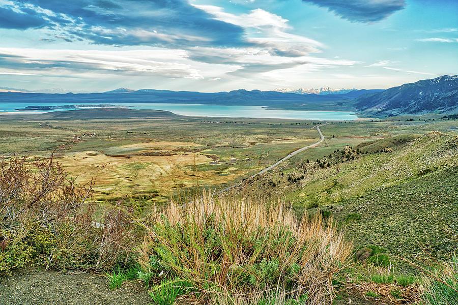 Mono Lake Photograph