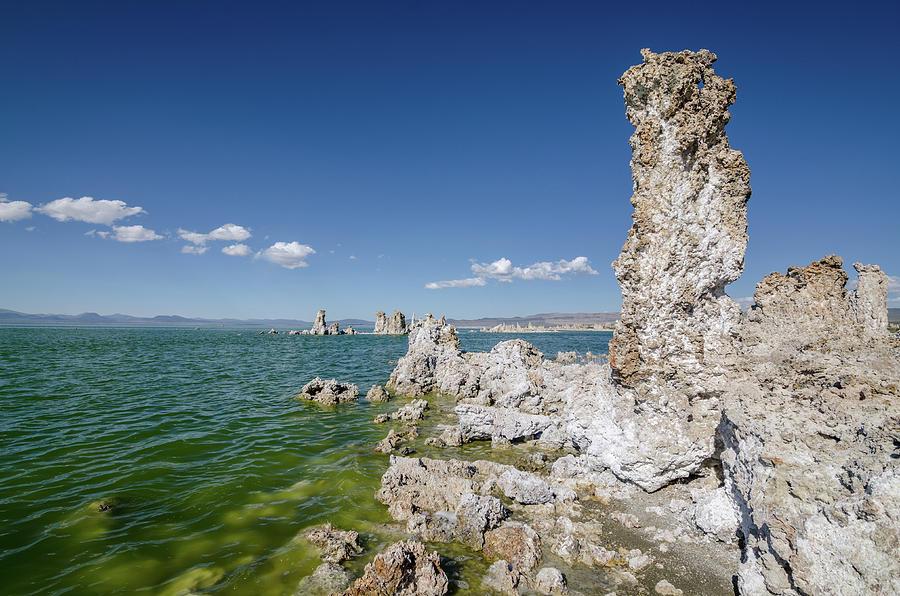 Desert Photograph - Mono Lake No.1 by Margaret Pitcher