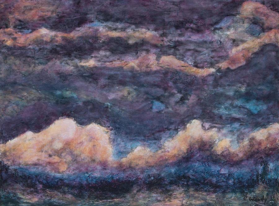 Monsoon Dusk by Carla Woody