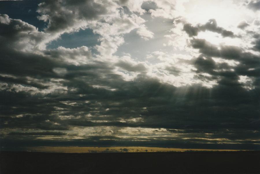 Sky Photograph - Montana by Gene Linder