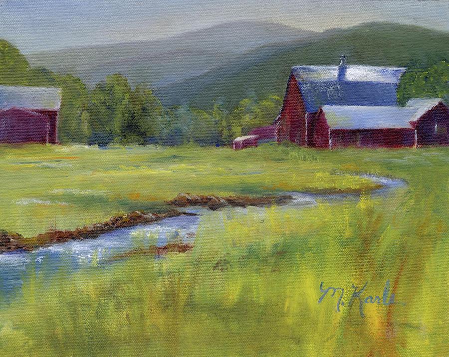 Montana Ranch by Marsha Karle