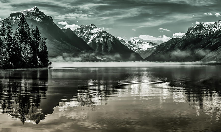 Best Photograph - Montana Reflections by Gary Migues