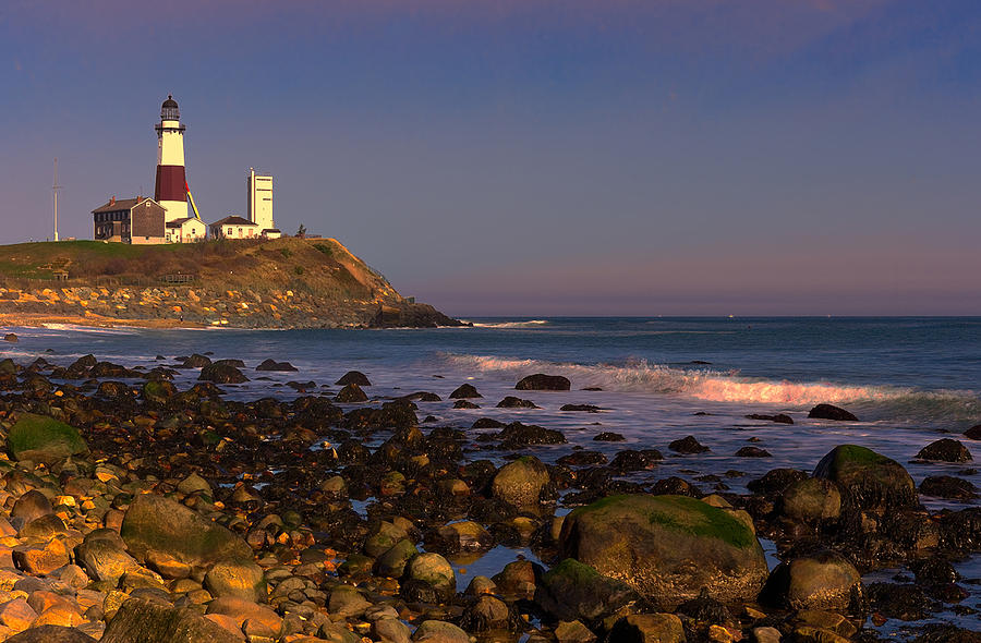 Montauk Lighthouse by William Jobes