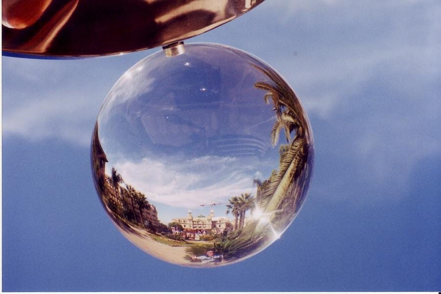 Sphere Photograph - Monte Carlo  by Kelly Jones